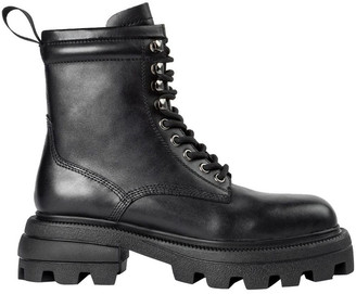 Tony Bianco Volcano Black Como Ankle Boots