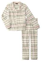 Petit Lem Girls' 2pc Pajama Pant Set.