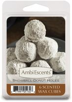 Snowball Donut Hole Wax Melt