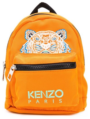 Kenzo Tiger logo mini backpack
