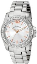 Tommy Bahama Swiss Women's TB4057 Riviera Analog Display Japanese Quartz Silver Watch