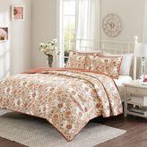 Home Classics® Sarah Warm Floral Quilt