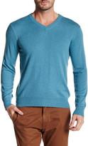 Qi V-Neck Pullover
