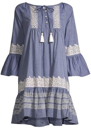 Roller Rabbit Maricruz Chambray Dress