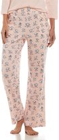 Sleep Sense Petite Sheep-Print Sleep Pants