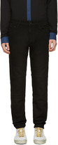 Kenzo Black Paneled Jeans