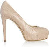 Brian Atwood The Maniac ayers platform pumps