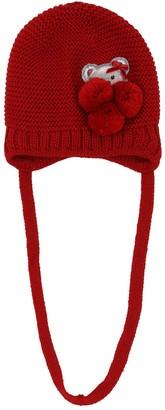 MonnaLisa Wool Blend Tricot Hat