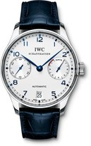 IWC Men's Swiss Automatic Stainless Steel Casual Watch, Color: (Model: IW500107)