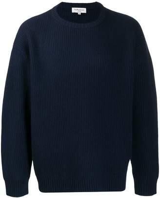 YMC Bash Street rib-knit sweater
