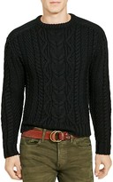 Polo Ralph Lauren Cable Knit Merino Wool Sweater