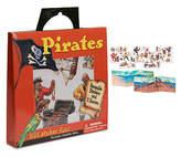 PK Press NEW Sticker Activity Set Pirates