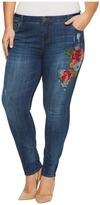 KUT from the Kloth Catherine Boyfriend in Premier/Dark Stone Base Wash Women's Jeans