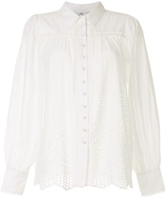 We Are Kindred Lua embroidered shirt