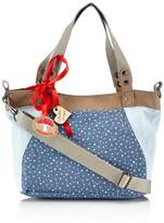 Adelheid Glückspilz Handtasche Klein, Women's Top-handle Bag
