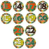13-24 MONTHS FALL STARS Baby Month Onesie Stickers Baby Shower Gift Photo Shower Stickers, baby shower gift by OnesieStickers