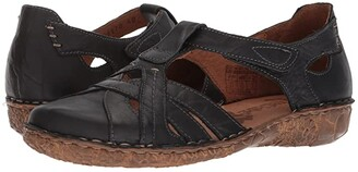 Josef Seibel Rosalie 29 (Black) Women's Sandals