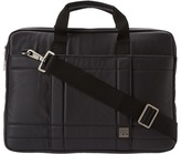 "Knomo London Lincoln 15"" Laptop Briefcase"