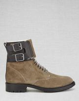 Belstaff Thayer Short Boots Flint