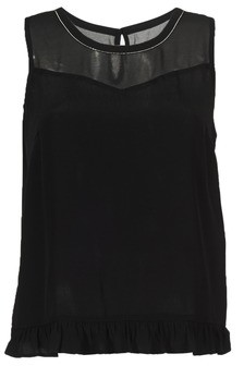 Naf Naf HORING women's Blouse in Black