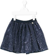 Miss Blumarine sequinned skirt