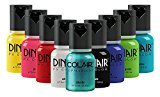 Dinair Airbrush Makeup | 9pc FX Pro Collection Set | Face, Hair, Eyes & Body Art