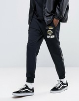 AAPE BY A BATHING APE AAPE By A Bathing Ape Joggers With AAPE Badge Print