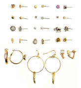 Arizona 15-pc. Earring Sets