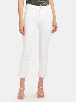 Amo Babe High Rise Slim Fit Jeans
