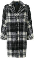 Aspesi checked coat