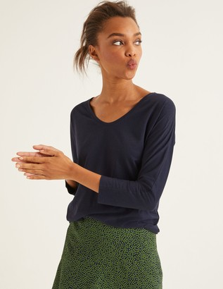 Boden Supersoft Relaxed Voop Tee