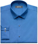 Kenneth Cole Reaction Dress Shirt, Tonal Solid Long Sleeve Shirt