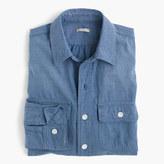 Chimala vintage scout shirt in denim