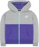Nike Club Hooded Jacket, Toddler & Little Girls (2T-6X)