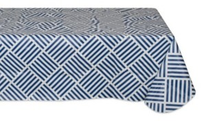"Design Imports Tablecloth 60"" x 102"