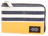 Jack Spade Coated Canvas Zip Wallet