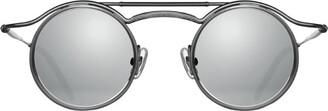 Matsuda Heritage Round Sunglasses