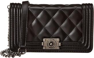 Jagger Kc Boyfriend Leather Wallet On A Chain