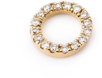 Loquet Diamond Pendant Charm