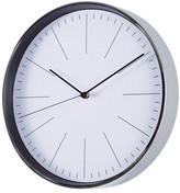 Torre & Tagus Purist Wall Clock - Chrome