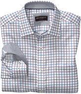 Johnston & Murphy Alternating Grid Check Shirt