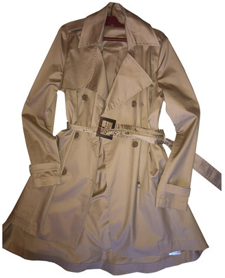 Liu Jo Liu.jo Beige Cotton Coats