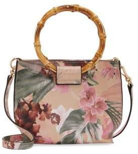Vince Camuto Iggy Floral Crossbody Bag