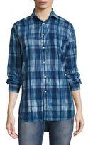 Polo Ralph Lauren Boyfriend Madras Shirt