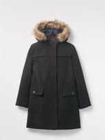 White Stuff Wharfe Moleskin Coat