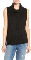 Astr Women's High/low Turtleneck Sweater