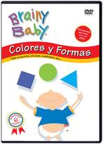 Brainy Baby® Shapes and Colors in Spanish: Colores y Formas DVD