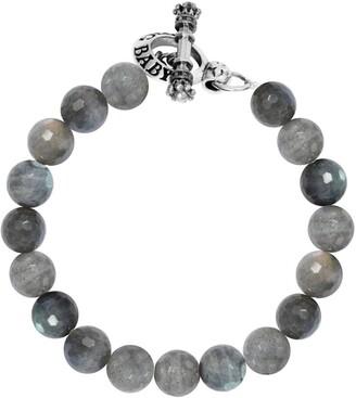 King Baby Studio Labradorite Bead Bracelet