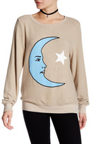 Wildfox Couture Moon and Star Pullover