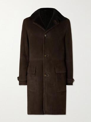 Loro Piana Shearling Coat